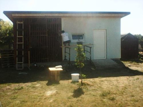 Zakázka č.17 - zahradní domek