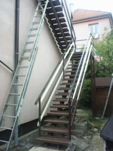 Zakázka č.19 - schodiště